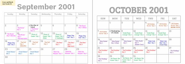 2001 - Sept. & Oct.