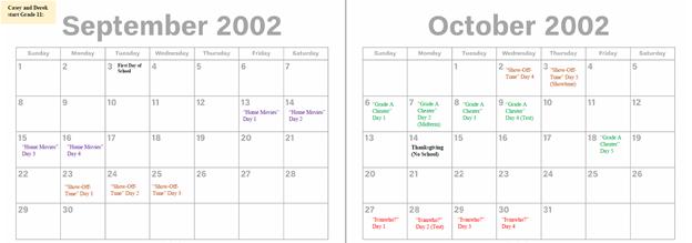 2002 - Sept. & Oct.