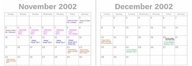 2002 - Nov. & Dec.